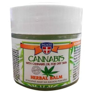 Palacio Cannabis Herbal Balm