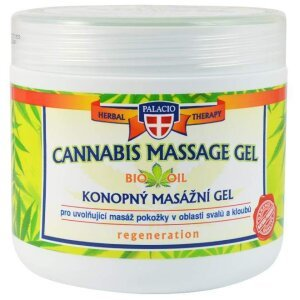 Cannabis-Massage-Gel